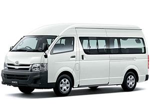 Brand New Toyota / Hiace Commuter