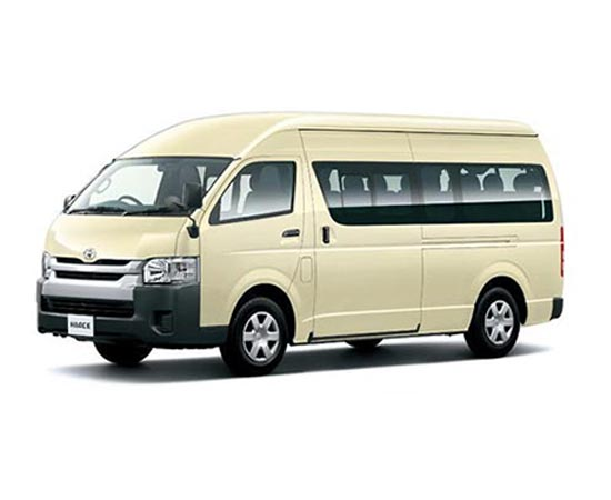 0aef092e31a502 Brand New Toyota Hiace Commuter for Sale