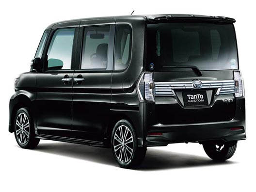 Brand New Daihatsu Tanto Custom For Sale