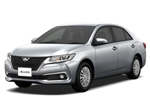 brand new toyota allion for sale japanese cars exporter