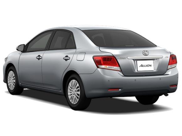 Brand New Toyota Allion for Sale | Japanese Cars Exporter