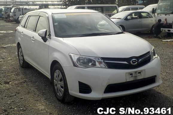 2012 Toyota / Corolla Fielder Stock No. 93461