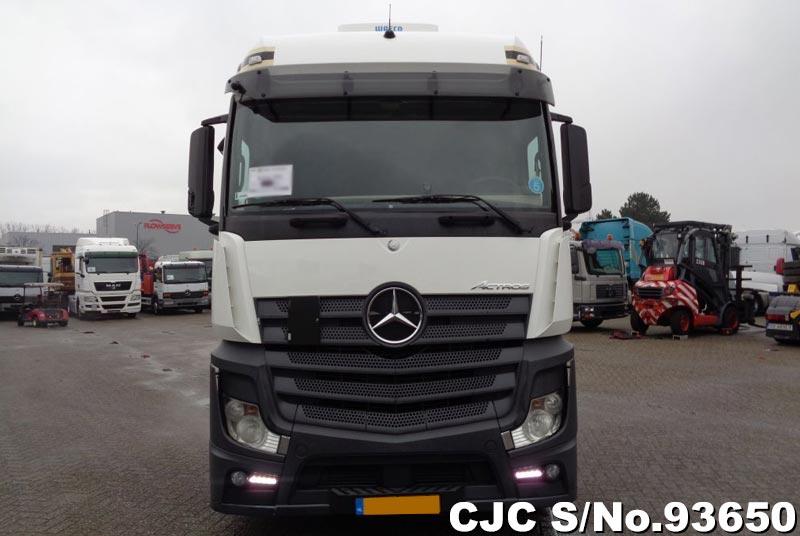 2012 Mercedes Benz / Actros Stock No. 93650