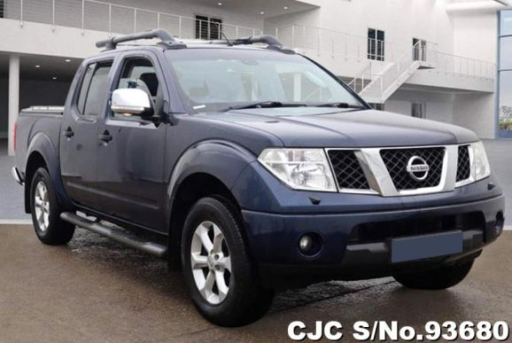 2008 Nissan / Navara Stock No. 93680