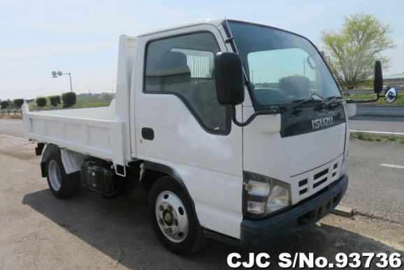 2006 Isuzu / Elf Stock No. 93736