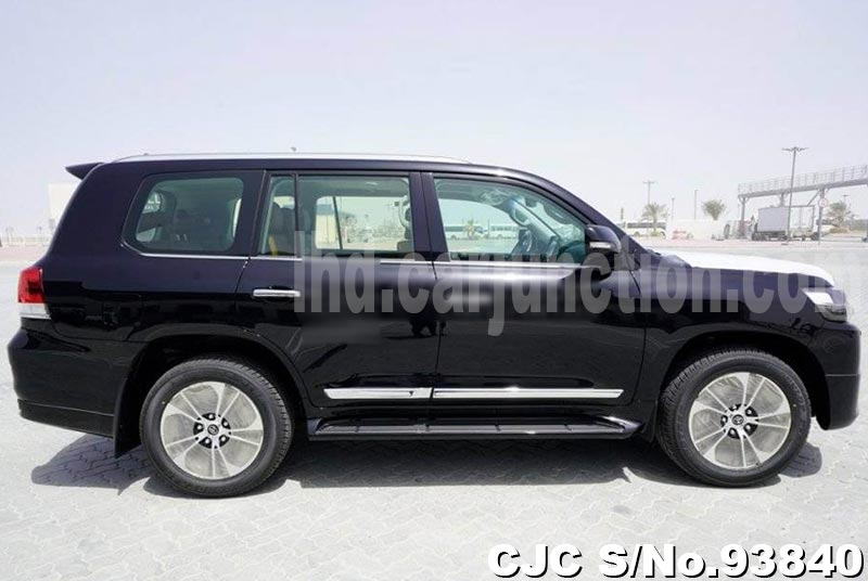 2021 Toyota / Land Cruiser Stock No. 93840