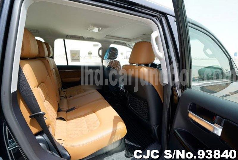 2021 Toyota / Land Cruiser Stock No. 93840