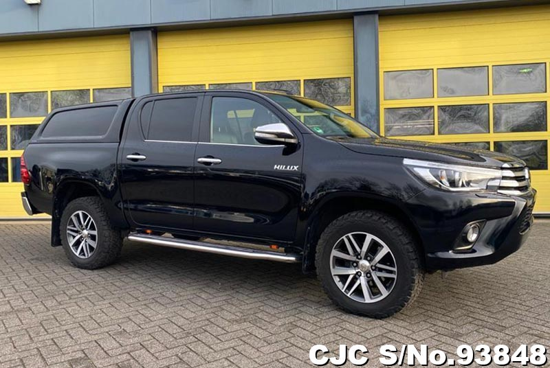 2017 Toyota / Hilux Stock No. 93848