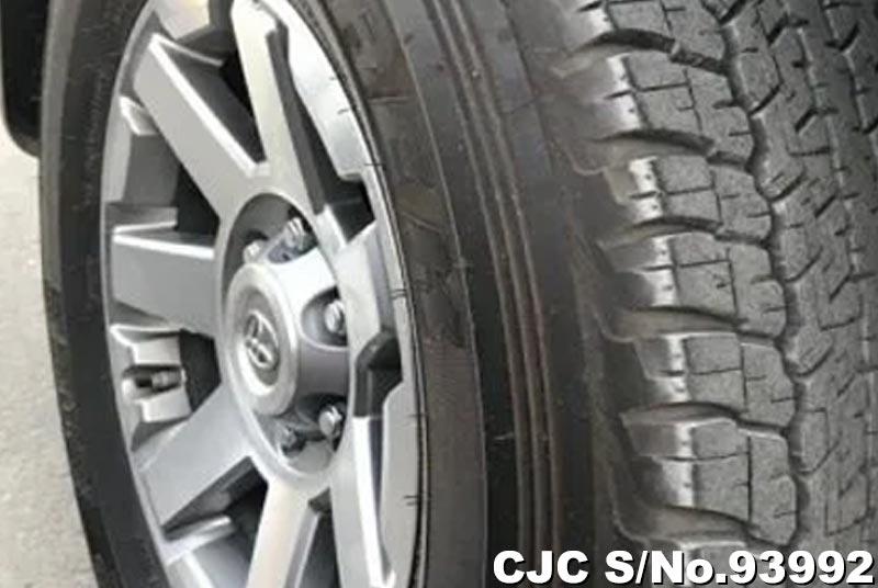 2020 Toyota / FJ Cruiser Stock No. 93992