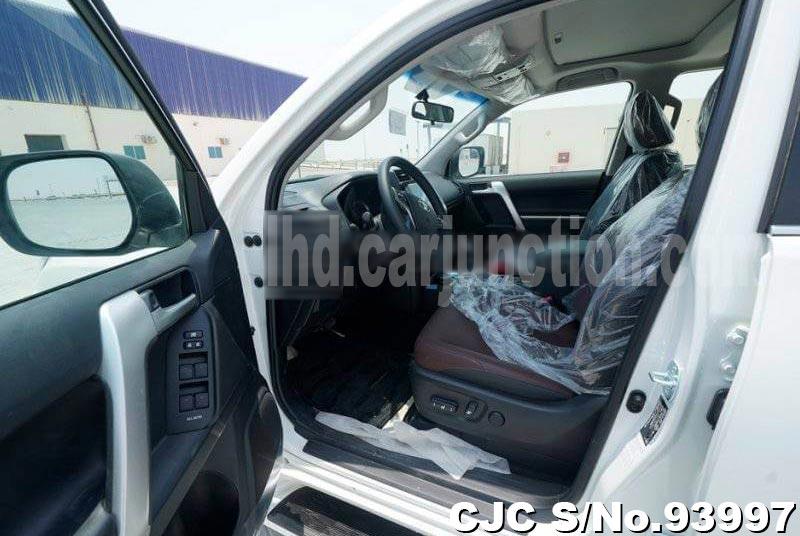 2020 Toyota / Land Cruiser Prado Stock No. 93997
