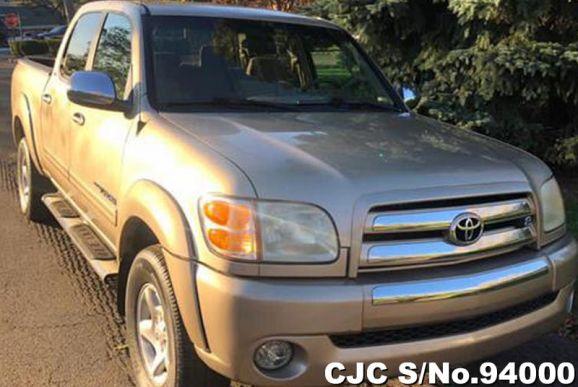 2004 Toyota / Tundra Stock No. 94000