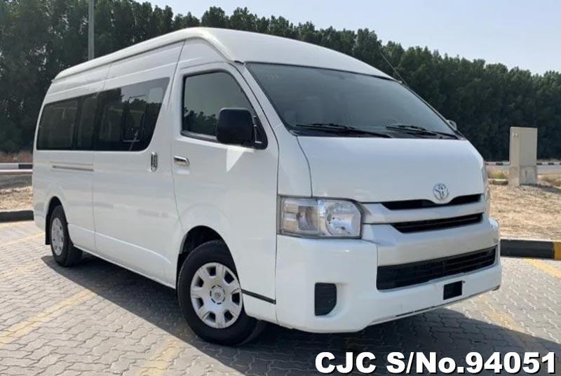 2016 Toyota / Hiace Stock No. 94051