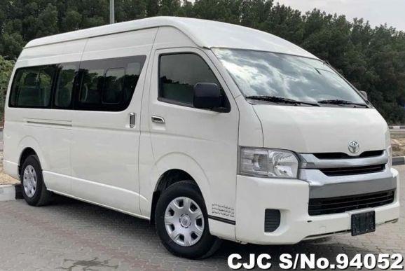 2016 Toyota / Hiace Stock No. 94052