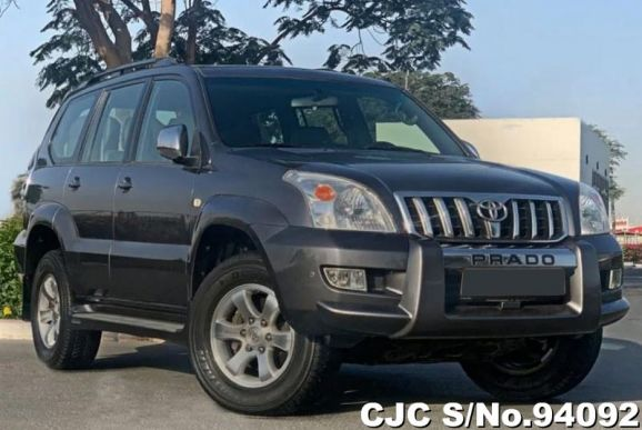 2009 Toyota / Land Cruiser Prado Stock No. 94092