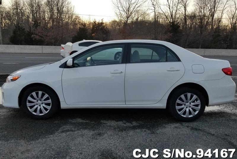 2013 Toyota / Corolla Stock No. 94167