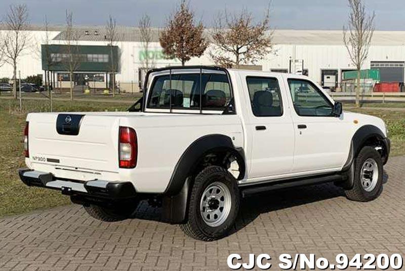 2021 Nissan / NP300 Stock No. 94200