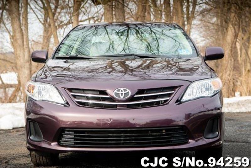 2013 Toyota / Corolla Stock No. 94259