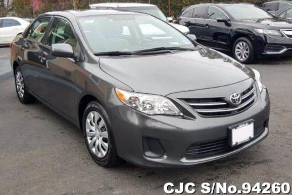 2013 Toyota / Corolla Stock No. 94260