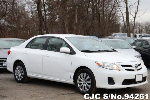 2012 Toyota / Corolla Stock No. 94261