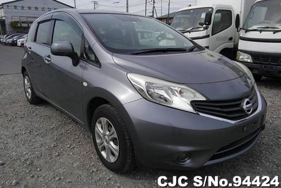 2014 Nissan / Note Stock No. 94424