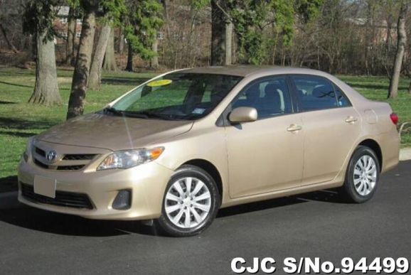 2012 Toyota / Corolla Stock No. 94499