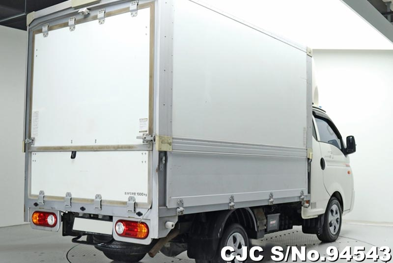 2016 Hyundai / Porter Stock No. 94543