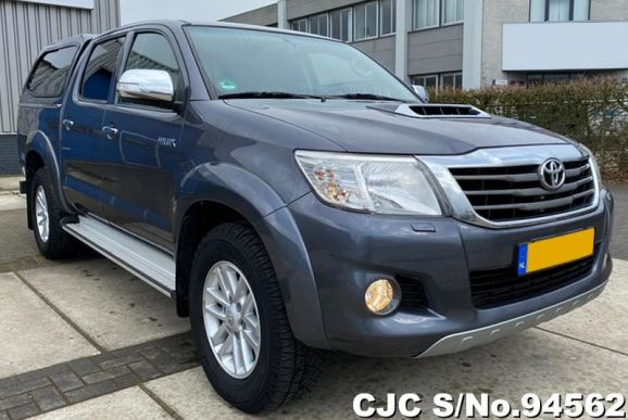 2012 Toyota / Hilux Stock No. 94562