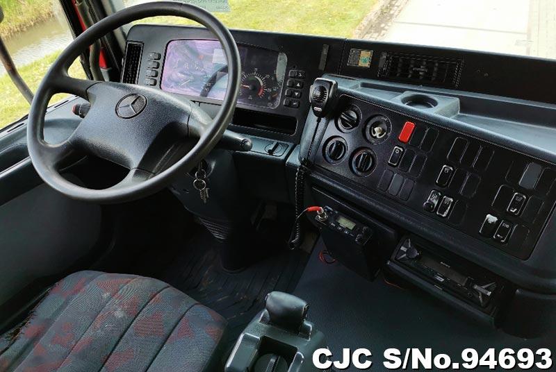 2000 Mercedes Benz / Actros Stock No. 94693