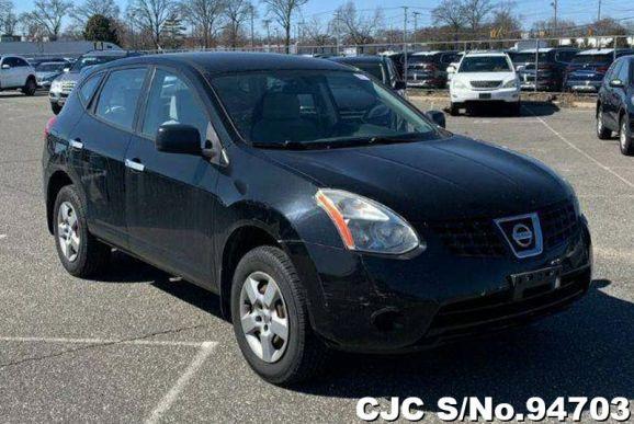 2009 Nissan / Rogue  Stock No. 94703