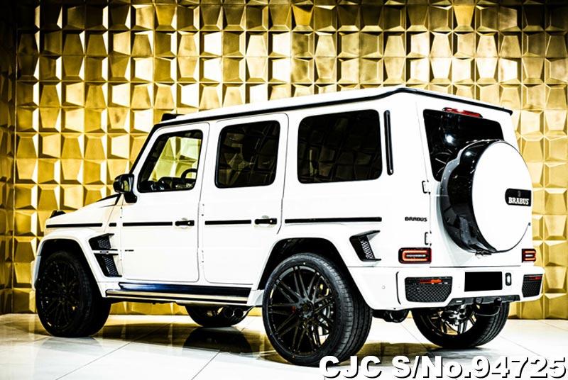 2021 Mercedes Benz / G Class Stock No. 94725