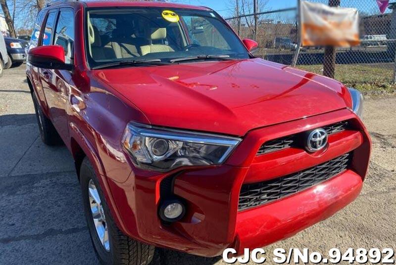 2018 Toyota / 4Runner Stock No. 94892