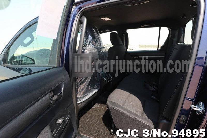 2021 Toyota / Hilux Stock No. 94895