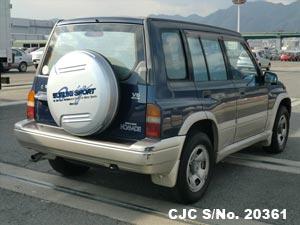 1995 Suzuki / Escudo Grand Vitara Stock No. 20361