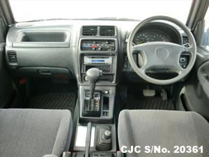1995 Suzuki / Escudo Grand Vitara Stock No. 20361