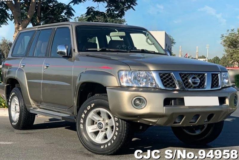 2016 Nissan / Patrol Stock No. 94958