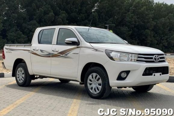2017 Toyota / Hilux Stock No. 95090