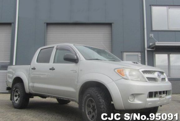 2008 Toyota / Hilux Stock No. 95091