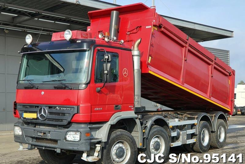 2007 Mercedes Benz / Actros Stock No. 95141