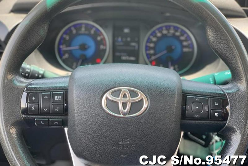 2018 Toyota / Hilux Stock No. 95477
