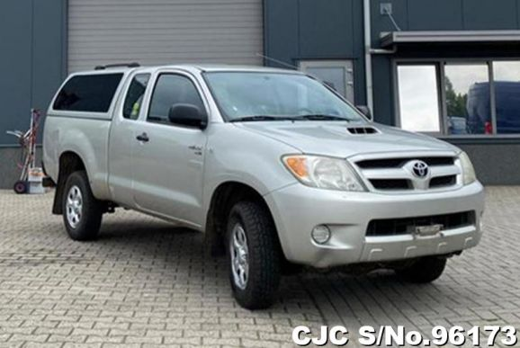 2007 Toyota / Hilux Stock No. 96172