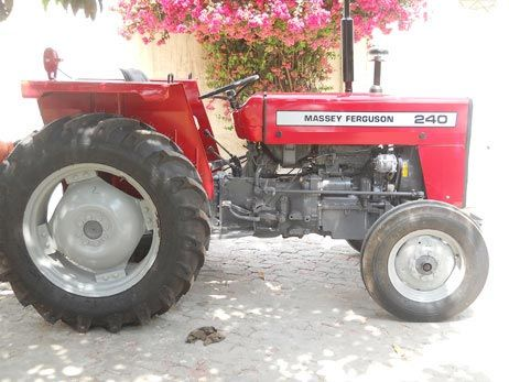 2006 Massey Ferguson / MF-240 Stock No. 56872