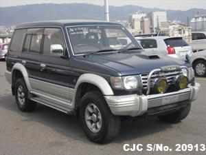 1995 Mitsubishi / Pajero Stock No. 20913