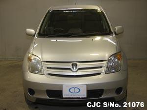2002 Toyota / IST Stock No. 21076