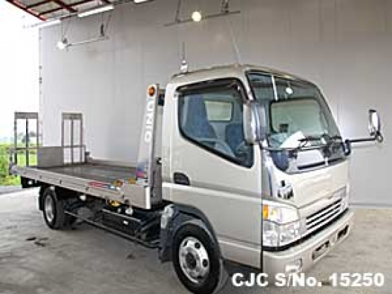 2004 Mitsubishi / Canter Stock No. 15250