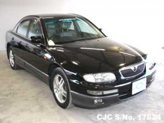 1999 mazda millenia black for sale stock no 17624 japanese used cars exporter 1999 mazda millenia black for sale