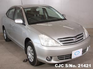 Toyota Allion Car