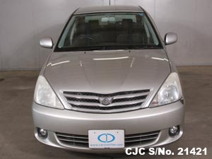 Japanese used Toyota Allion for sale