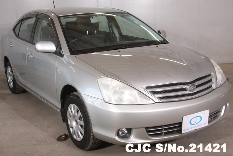 2003 toyota allion silver for sale stock no 21421 japanese used rh carjunction com Samsung TV Owner Manuals Panasonic TV Manual