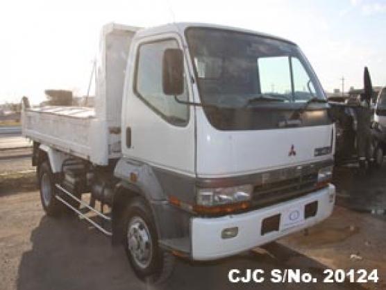 2001 Mitsubishi Fuso Fighter Truck for sale | Stock No  20124