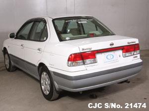2000 Nissan / Sunny/ Sentra Stock No. 21474
